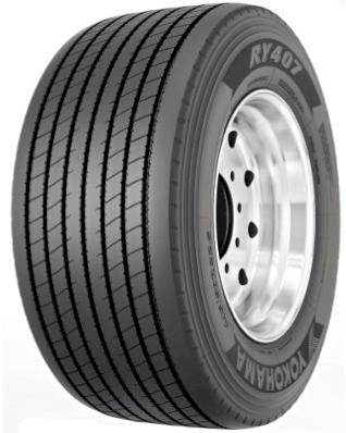 RY407 UWB Tires