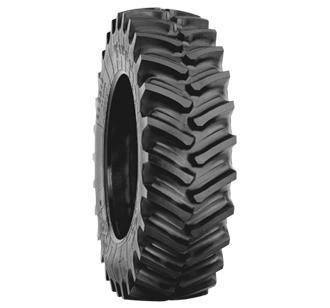 Radial Deep Tread 23 R-1W Tires